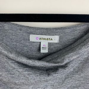 Athleta Dresses - Athleta   Solstice Cowl Stretch Dress  NWT
